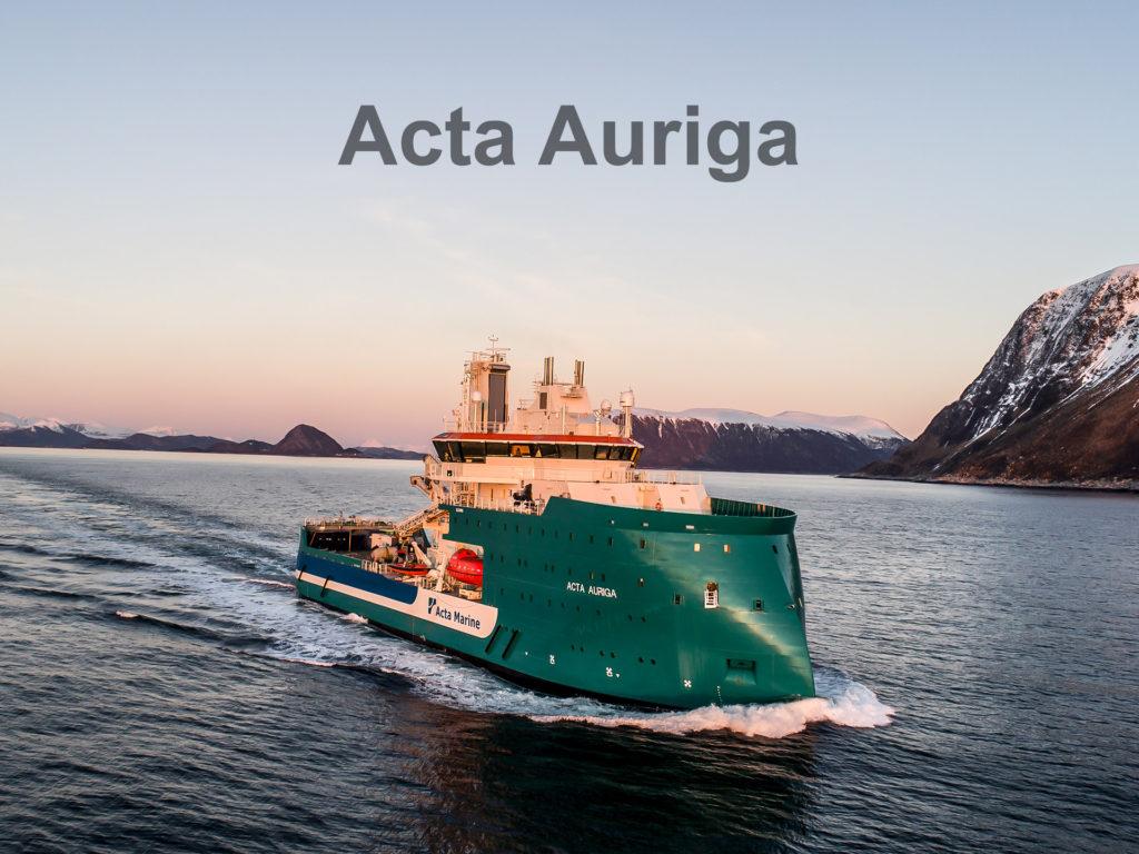 Acta Auriga