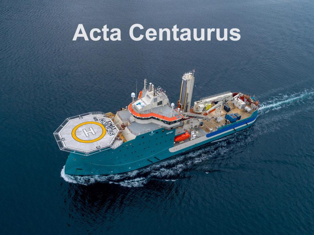 Acta Centaurus