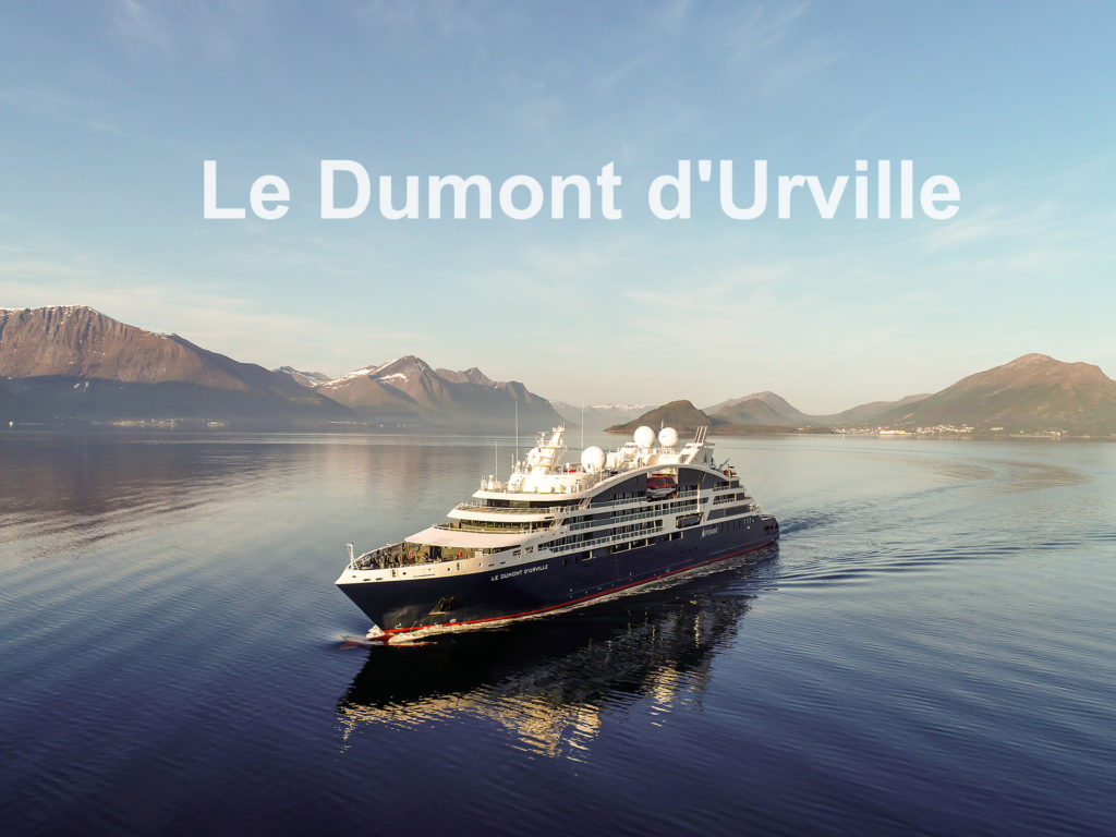 LE DUMONT-D'URVILLE