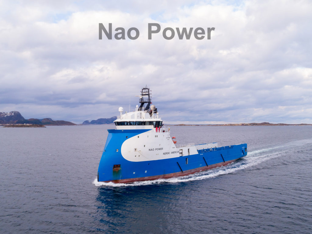 Nao Power
