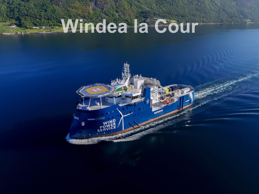 Windea la Cour