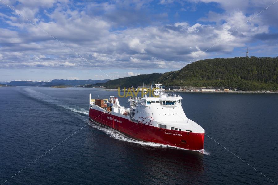 Samskip Kvitbjørn 699.jpg - Uavpic