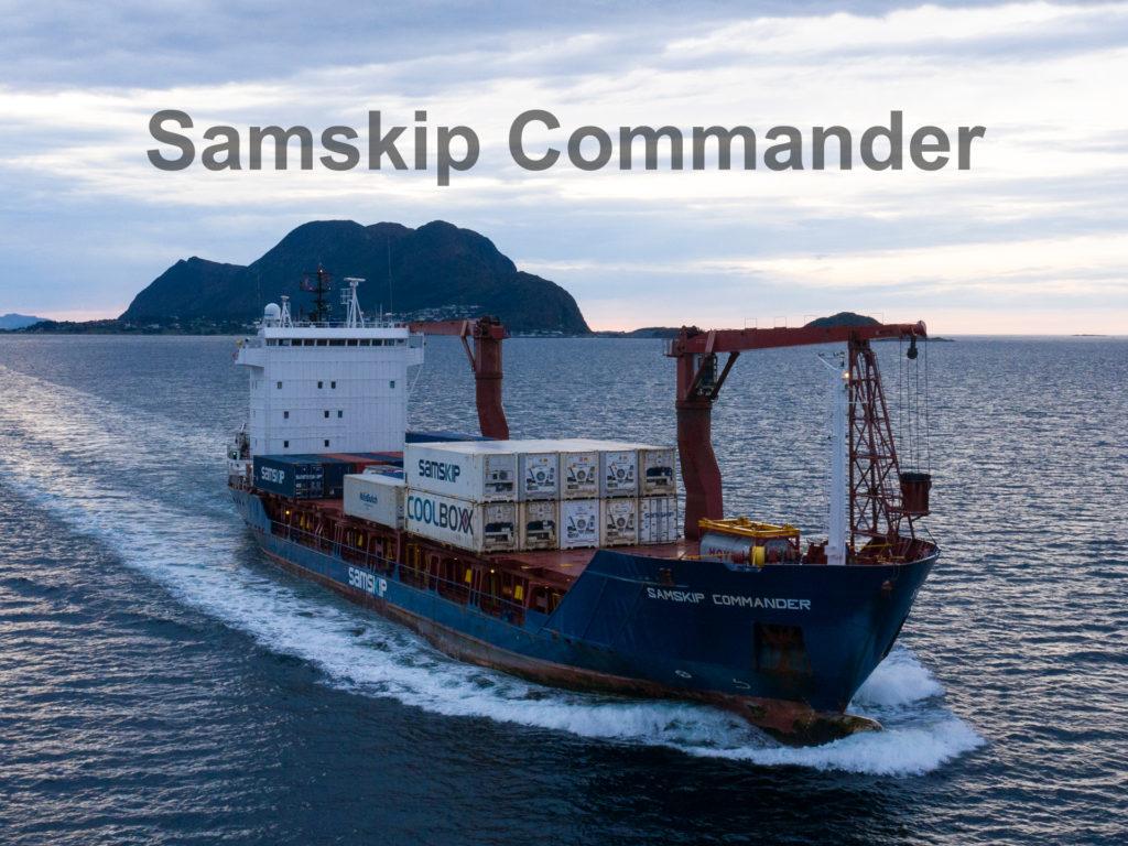 Samskip Commander