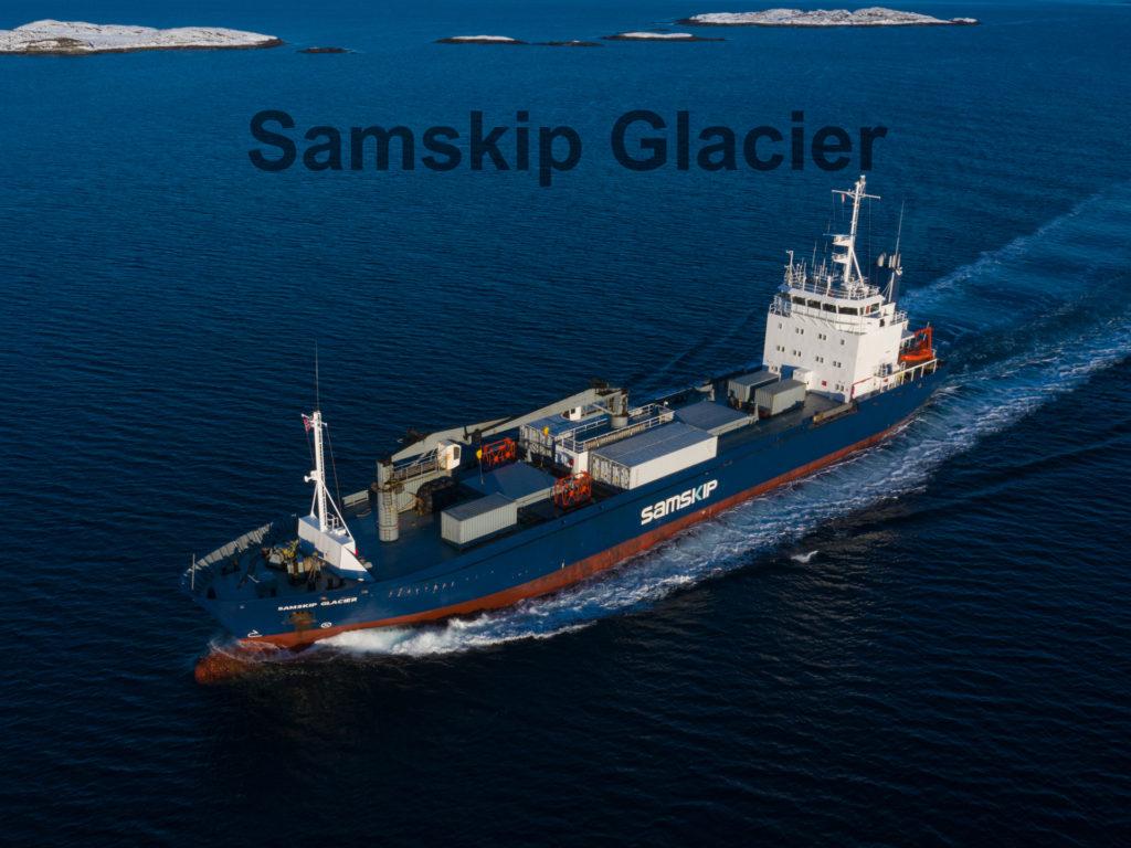 Samskip Glacier
