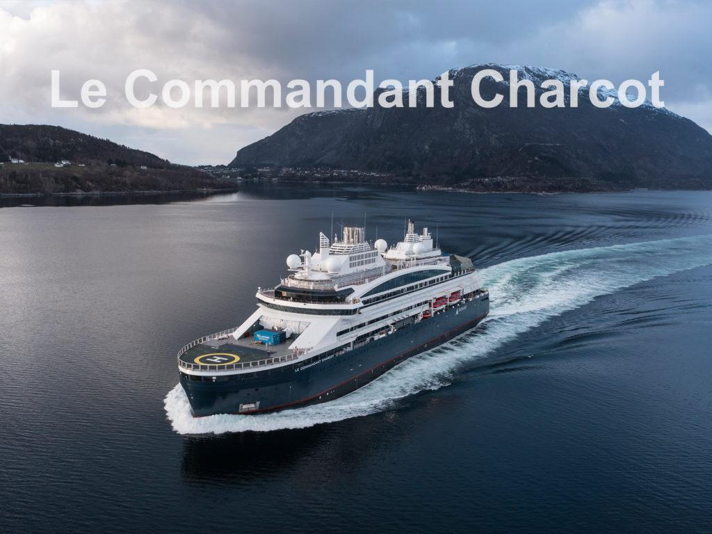 Le Commandant Charcot